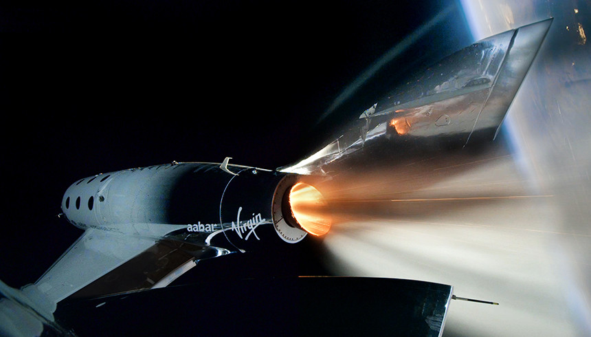 Фото: Virgin Galactic