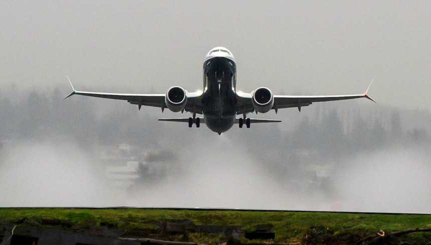 Фото: Matthew Thompson/Boeing
